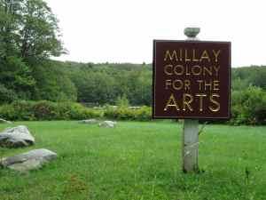 Millay sign